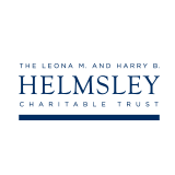 The Leona and Harry B. Helmsley Charitable trust logo
