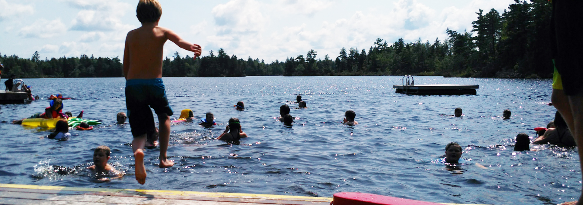 A summer of fun for youth with Crohn's or colitis awaits at Camp Got2Go