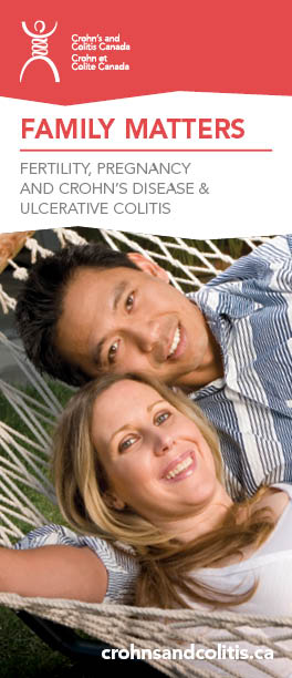 Family Matters - A brochure about fertility, pregnancy and Crohn's disease and ulcerative colitis
